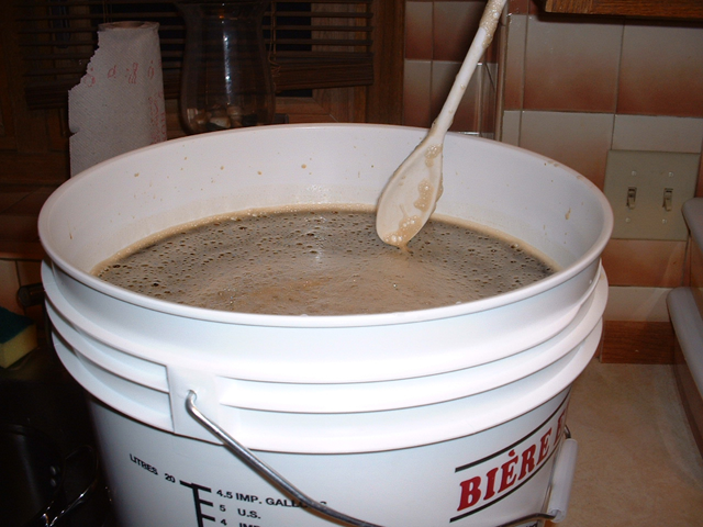 Mixing Sugars with Wort