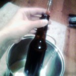 Filling Bock Beer